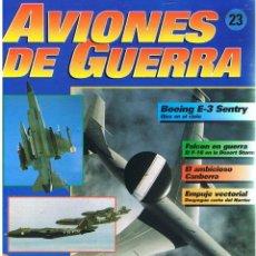 Militaria: AVIONES DE GUERRA PLANETA AGOSTINI. FASCÍCULO Nº 23. Lote 151702382