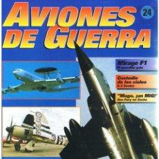 Militaria: AVIONES DE GUERRA PLANETA AGOSTINI. FASCÍCULO Nº 24. Lote 151702570