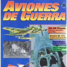 Militaria: AVIONES DE GUERRA PLANETA AGOSTINI. FASCÍCULO Nº 25. Lote 151712994