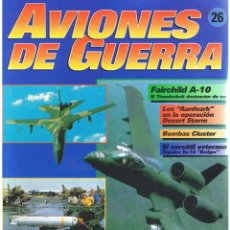 Militaria: AVIONES DE GUERRA PLANETA AGOSTINI. FASCÍCULO Nº 26. Lote 151713262