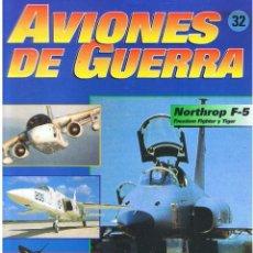 Militaria: AVIONES DE GUERRA PLANETA AGOSTINI. FASCÍCULO Nº 32. Lote 151715818