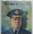 Militaria: REVISTA HAZAÑAS DE GUERRA JUNIO 1944 (IMAGEN PORTADA WINSTON CHURCHILL). Lote 152694382