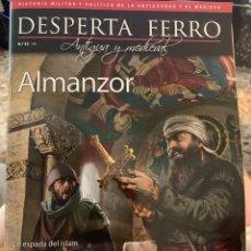 Militaria: DESPERTA FERRO ANTIGUA Y MEDIEVAL Nº52 ALMANZOR. Lote 155862616