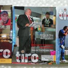 Militaria: REVISTAS TIRO OLÍMPICO, NÚMEROS 69, 70, 71 REVISTA DE LA REAL FEDERACIÓN DE TIRO OLÍMPICO DE ESPAÑA,. Lote 153527760