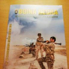 Militaria: BOINA NEGRA. REVISTA PARACAIDISTA DEL EJÉRCITO (Nº EXTRAORDINARIO MISIÓN EN IRAK 2018). Lote 154715510