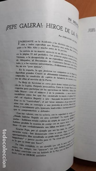 Militaria: RECONQUISTA. REVISTA DEL ESPÍRITU MILITAR ESPAÑOL Febrero 1973 nº 278 - Foto 3 - 155434938