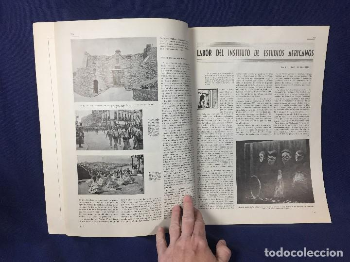 Militaria: revista áfrica nº 236 237 agosto septiembre generalísimo franco islam año 1961 - Foto 5 - 155903270