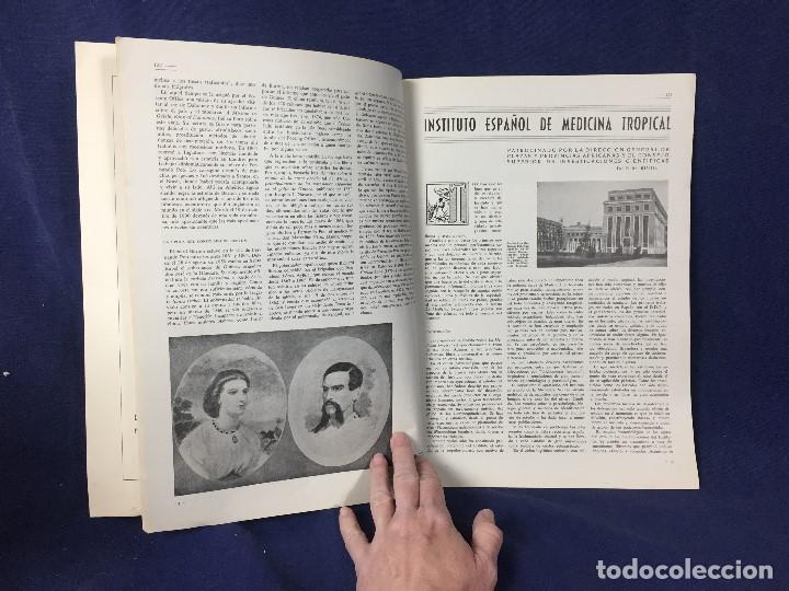 Militaria: ANTIGUA REVISTA ÁFRICA Nº 231 marzo año 1961 francisco franco fundador y director - Foto 7 - 155904742