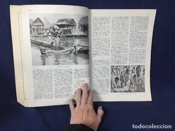 Militaria: revista áfrica nº 263 noviembre ño 1963 fundador y director generalísimo franco - Foto 6 - 155906626