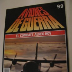Militaria: AVIONES DE GUERRA. PLANETA DE AGOSTINI 1986. FASCICULO 99. Lote 156007270