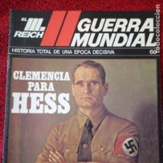 Militaria: FASCICULO N° 60 EL III REICH, II GUERRA MUNDIAL.. Lote 156102882