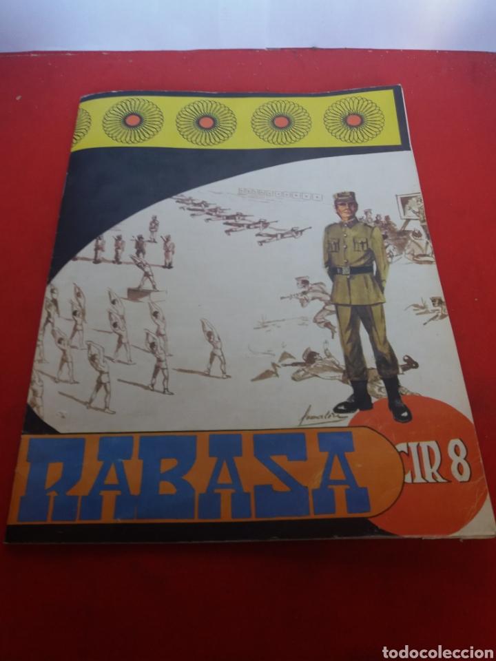 REVISTA MILITAR RABASA CIR 8 PRIMER LLAMAMIENTO REEMPLAZO 72-73 MARZO DE 1973 (Militar - Revistas y Periódicos Militares)