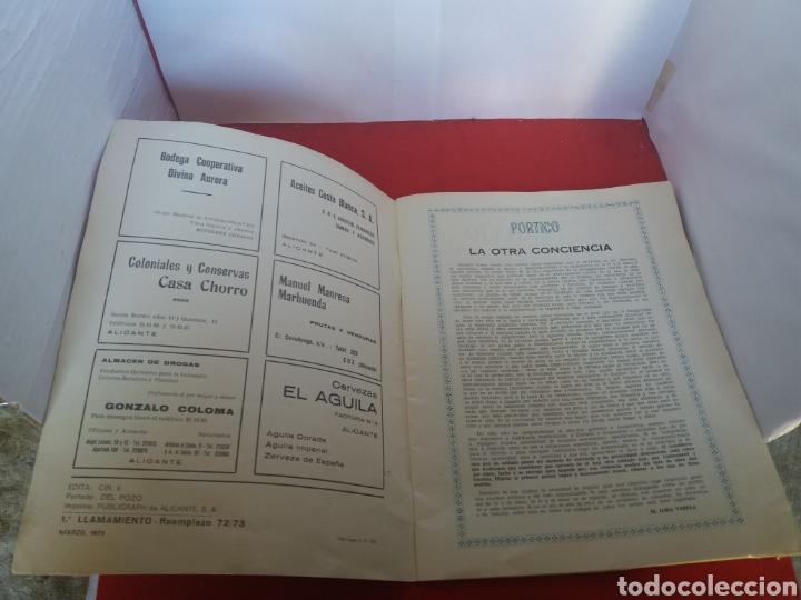 Militaria: Revista militar Rabasa CIR 8 primer llamamiento reemplazo 72-73 marzo de 1973 - Foto 3 - 156211689