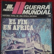 Militaria: FASCICULO N° 83 EL III REICH, II GUERRA MUNDIAL.. Lote 156482234