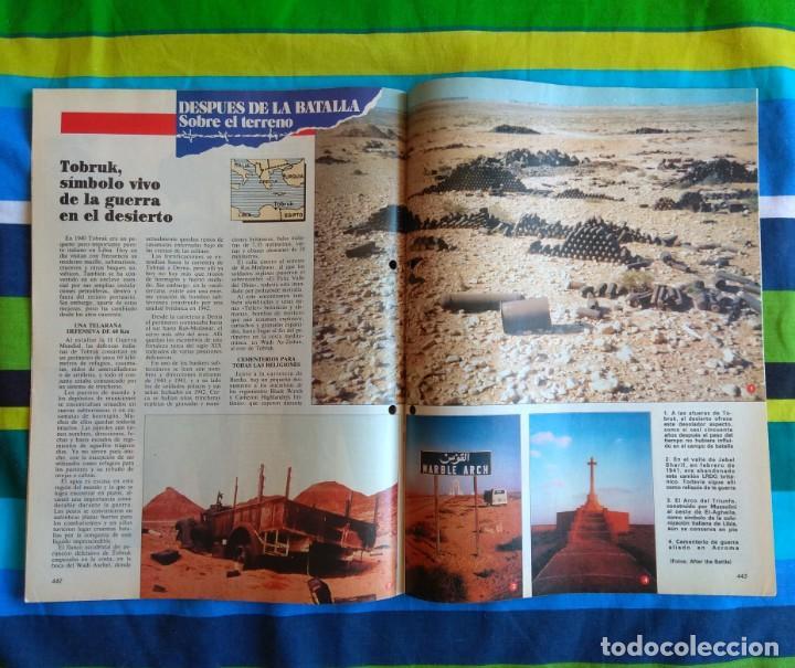 Militaria: ABC LA II GUERRA MUNDIAL - 99 FASCÍCULOS - Foto 5 - 156920914