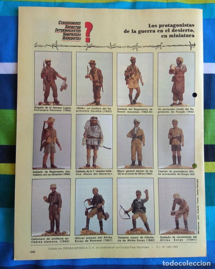Militaria: ABC LA II GUERRA MUNDIAL - 99 FASCÍCULOS - Foto 6 - 156920914