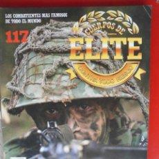 Militaria: CUERPOS DE ELITE Nº 117. Lote 156963062