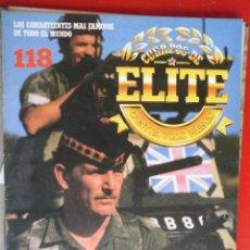 Militaria: CUERPOS DE ELITE Nº 118. Lote 156963270