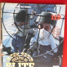 Militaria: CUERPOS DE ELITE Nº 119. Lote 156963402