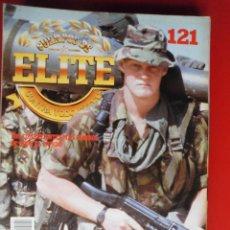 Militaria: CUERPOS DE ELITE Nº 121. Lote 156963706