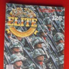 Militaria: CUERPOS DE ELITE Nº 126. Lote 156963898