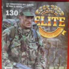 Militaria: CUERPOS DE ELITE Nº 130. Lote 156964218