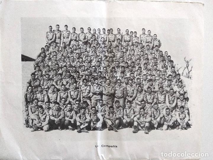 Militaria: RABASA REVISTA DEL CIR Nº 8 - JUNIO 1973 - EDITADO EN ALICANTE - 2º LLAMAMIENTO REEMPLAZO 72/73 - Foto 3 - 157887466
