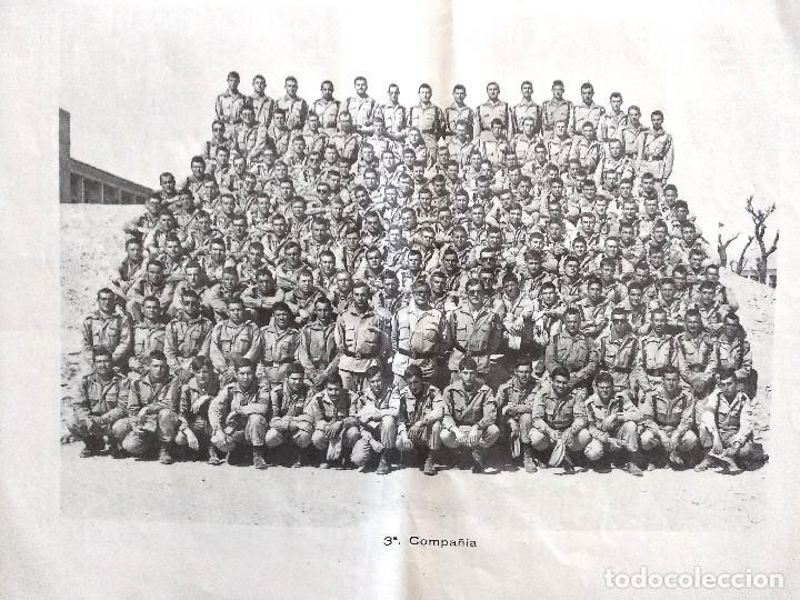 Militaria: RABASA REVISTA DEL CIR Nº 8 - JUNIO 1973 - EDITADO EN ALICANTE - 2º LLAMAMIENTO REEMPLAZO 72/73 - Foto 5 - 157887466