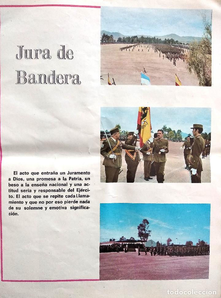 Militaria: RABASA REVISTA DEL CIR Nº 8 - JUNIO 1973 - EDITADO EN ALICANTE - 2º LLAMAMIENTO REEMPLAZO 72/73 - Foto 10 - 157887466