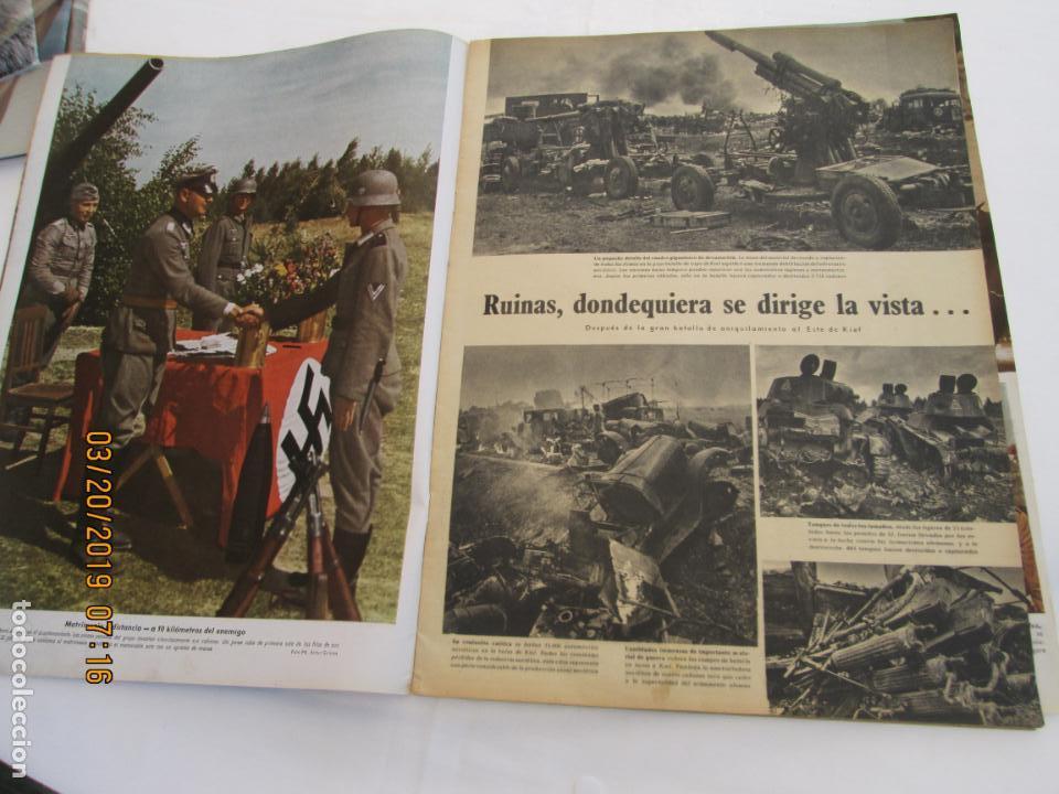 Militaria: REVISTA SIGNAL Nº 22 NOVIEMBRE 1941 - CASTELLANO - 47 PG. MUY BUEN ESTADO. - Foto 2 - 158297470