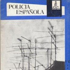 Militaria: REVISTA POLICIA ESPAÑOLA Nº 62 FEBRERO 1967. Lote 158380106