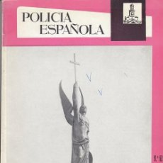 Militaria: REVISTA POLICIA ESPAÑOLA Nº 63 MARZO 1967. Lote 158380178