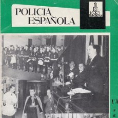 Militaria: REVISTA POLICIA ESPAÑOLA Nº 74 FEBRERO 1968. Lote 158380398