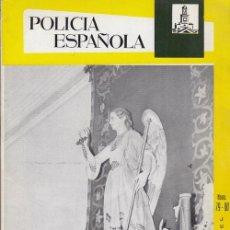Militaria: REVISTA POLICIA ESPAÑOLA Nº 77 / 80 - JULIO - AGOSTO 1968. Lote 158380554