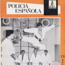 Militaria: REVISTA POLICIA ESPAÑOLA Nº 81 - SEPTIEMBRE 1968. Lote 158380638