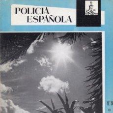 Militaria: REVISTA POLICIA ESPAÑOLA Nº 84 - DICIEMBRE 1968. Lote 158380986