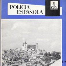 Militaria: REVISTA POLICIA ESPAÑOLA Nº 90 - JUNIO 1969. Lote 158381474