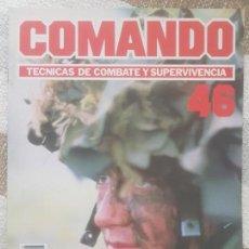 Militaria: REVISTA COMANDO TECNICAS DE COMBATE Y SUPERVIVENCIA.VOL.3, F 46 DE PLANETA DE AGOSTINI AÑO 1988.. Lote 158714182