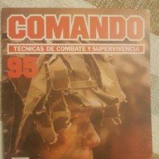 Militaria: REVISTA COMANDO TECNICAS DE COMBATE Y SUPERVIVENCIA.VOL.6, F 95 DE PLANETA DE AGOSTINI AÑO 1988.. Lote 158740906