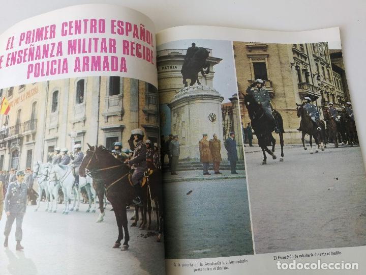 Militaria: ANTIGUA REVISTA - POLICIA ARMADA Nº 15 1973 - LOGROÑO, PRACTICAS TIRO EN LINARES, CETME, ALCALA DE H - Foto 3 - 159722494