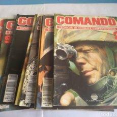 Militaria: COMANDO TÉCNICAS DE COMBATE Y SUPERVIVENCIA, AÑO 1986. Lote 162557034