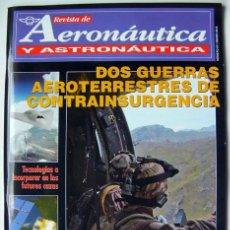 Militaria: REVISTA AERONÁUTICA Y ASTRONAUTICA 312 PAG. 19,5X26,5 CM MARZO 2012 VER FOTOS ADICIONALES . Lote 162581978