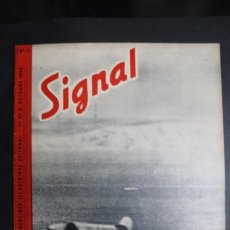 Military - Revista Signal nº 13 año 1940 idioma Frances - 163727870
