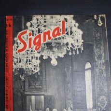 Military - Revista Signal nº 16 año 1940 idioma Frances - 163728530