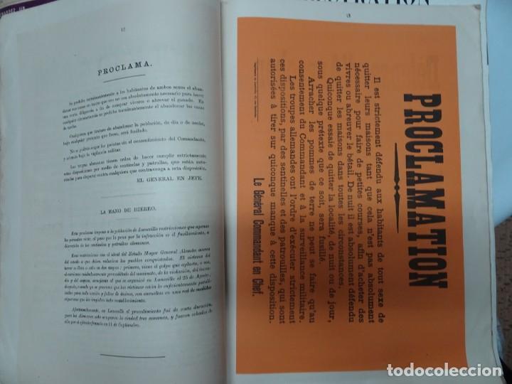 Militaria: ANTIGUO TOMO SOBRE 1ª Y 2ª GUERRA MUNDIAL ,CON PERIÓDICOS Y REVISTAS DE LA ÉPOCA, VER FOTOS - Foto 14 - 164654102