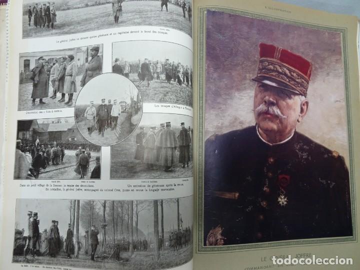 Militaria: ANTIGUO TOMO SOBRE 1ª Y 2ª GUERRA MUNDIAL ,CON PERIÓDICOS Y REVISTAS DE LA ÉPOCA, VER FOTOS - Foto 16 - 164654102