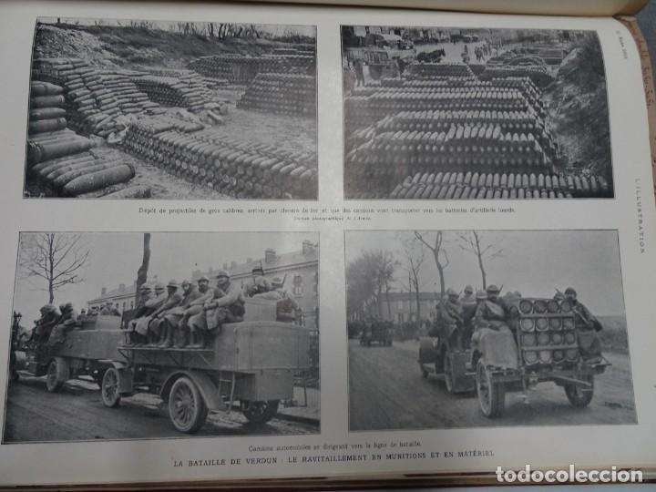 Militaria: ANTIGUO TOMO SOBRE 1ª Y 2ª GUERRA MUNDIAL ,CON PERIÓDICOS Y REVISTAS DE LA ÉPOCA, VER FOTOS - Foto 17 - 164654102