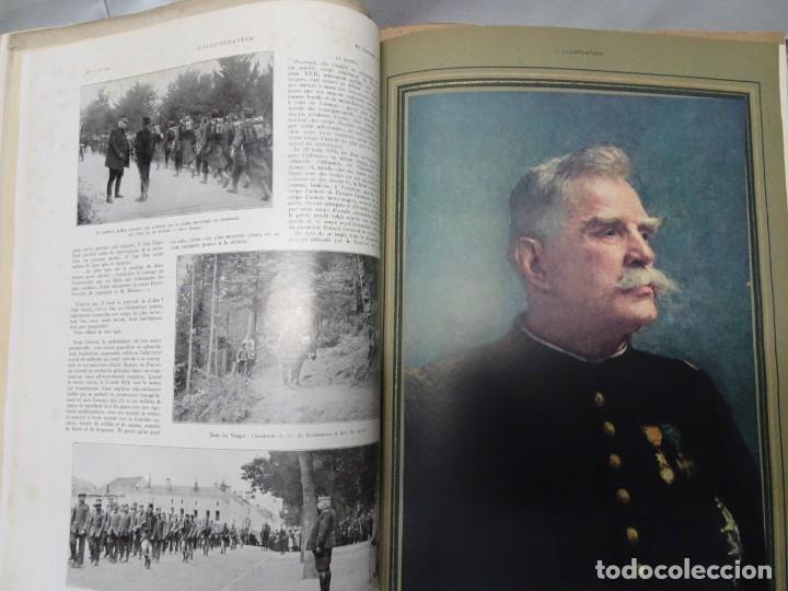 Militaria: ANTIGUO TOMO SOBRE 1ª Y 2ª GUERRA MUNDIAL ,CON PERIÓDICOS Y REVISTAS DE LA ÉPOCA, VER FOTOS - Foto 23 - 164654102