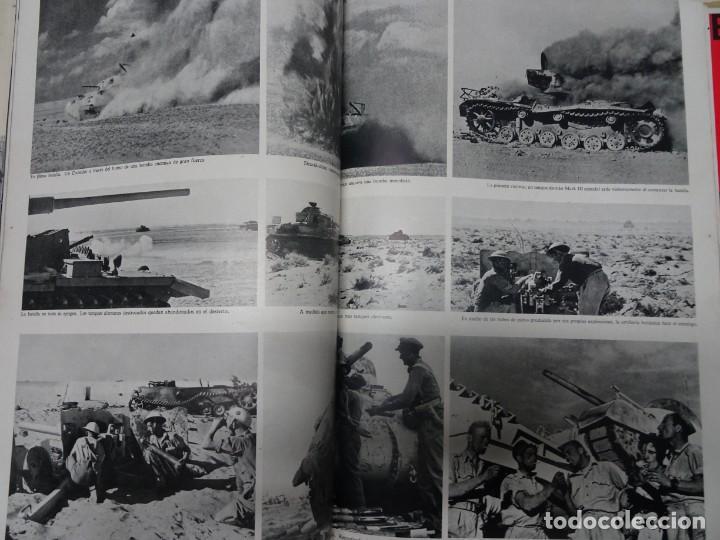 Militaria: ANTIGUO TOMO SOBRE 1ª Y 2ª GUERRA MUNDIAL ,CON PERIÓDICOS Y REVISTAS DE LA ÉPOCA, VER FOTOS - Foto 30 - 164654102