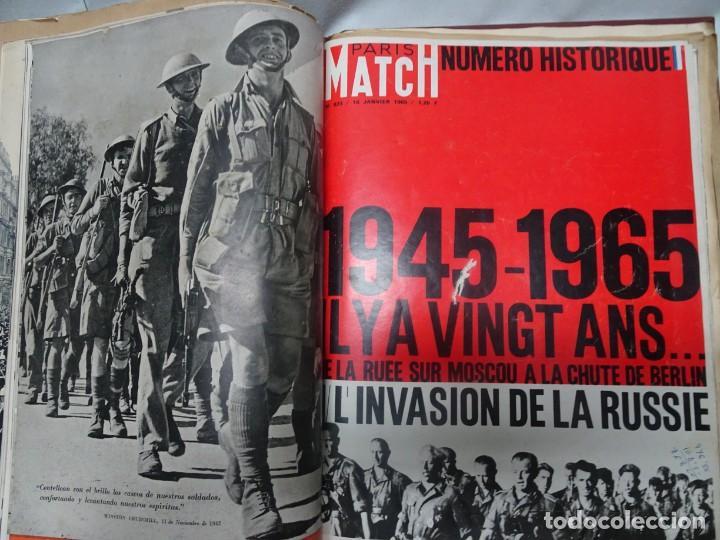 Militaria: ANTIGUO TOMO SOBRE 1ª Y 2ª GUERRA MUNDIAL ,CON PERIÓDICOS Y REVISTAS DE LA ÉPOCA, VER FOTOS - Foto 31 - 164654102